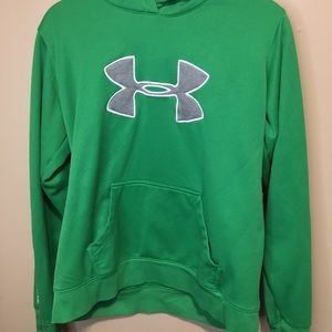 Large Under Armour Women's Hoodie